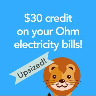 BEST Ohm Referral Code - $30 savings! - May 2019
