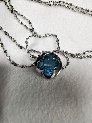 🚚 Amethyst Necklace (Genuine) (Italy)