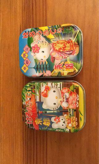 Hello Kitty盒
