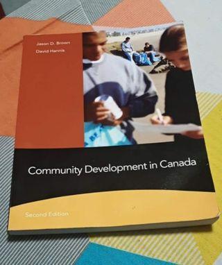 Community Development in Canada ($40 OFF)