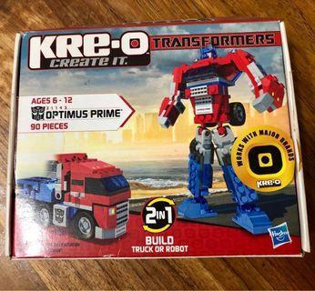 Kre-O Transformers Optimus Prime 31143