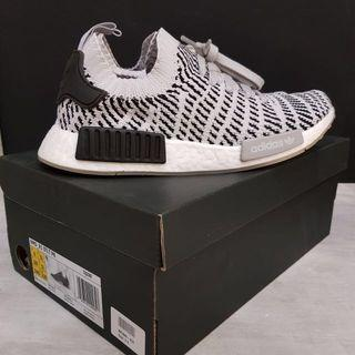 347fa4e357f17 BNIB Authentic Adidas NMD R1 Primeknit Sneakers