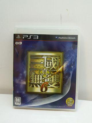 PS3 Game真三國無雙6