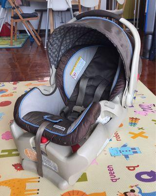 Graco infant baby car seat