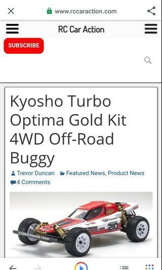 Turbo optima kyosho