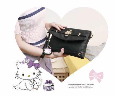 台灣Charmmy Kitty手袋 附送一個散子袋💕
