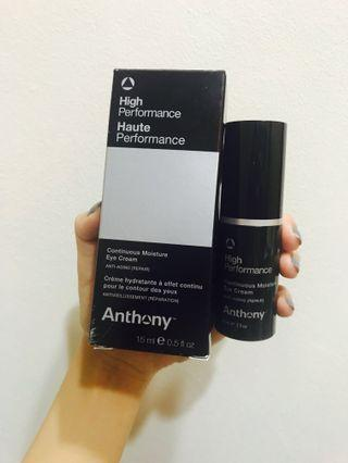 Anthony Logistics Continous Moisture Eye Cream 15ml