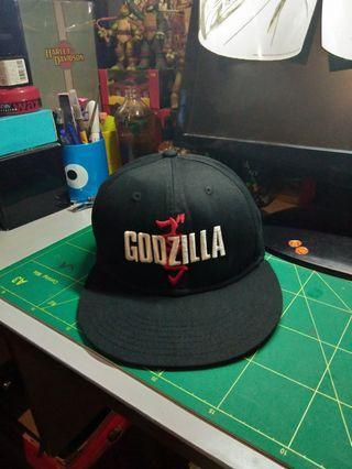 Godzilla Snapback Cap