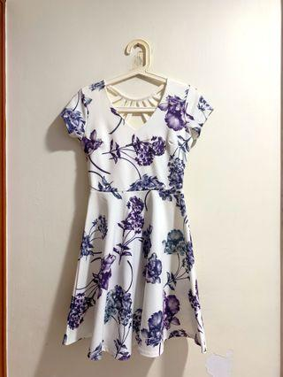 Brand new Quiz Floral Skater Dress