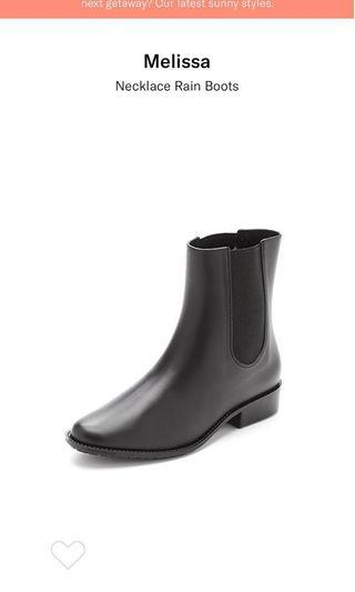 Melissa Rubber Boots