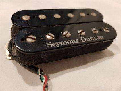 Seymour Duncan TB-4L JB Jeff Beck Humbucker 1996 Vintage Pickup - - - EXCELLENT CONDITION - (EMG Bareknuckle Boss Ibanez Jackson Ernie Ball Music Man Gibson Les Paul PRS Suhr Fender Strat Stratocaster Marshall Mesa Boogie Engl EVH Orange electric guitar)