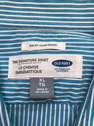 Old Navy Classic Long Sleeve