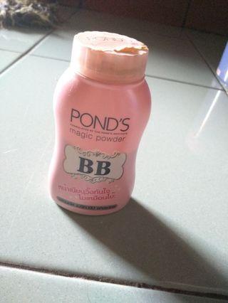 Ponds Magic Powder + Eyeshadow Wardah Series A
