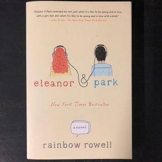 Bestseller book - Eleanor & Park