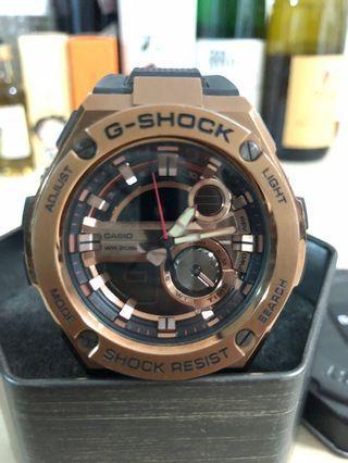 GDT-210B-4A | G- Steel| G-Shock| Rose Gold