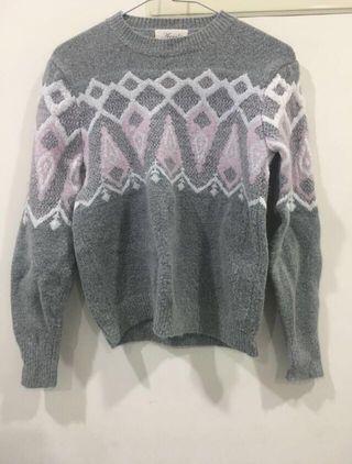 韓製厚柔軟好品質毛衣