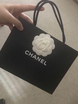 Chanel 紙袋 paper bag 💼