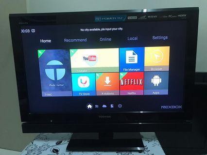 """Toshiba 32"""" FHD LED TV"""