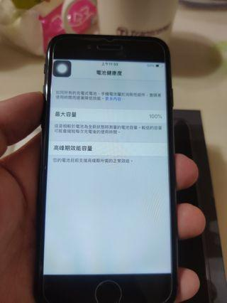 I phone 8 64g 灰黑色