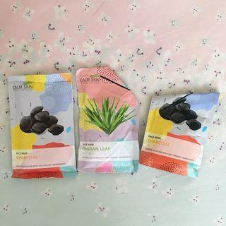 (take all) Face Mask by Calm Skin