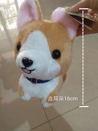 🚚 柯基犬 玩偶 娃娃