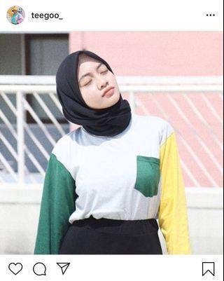 Tritone Shirt by Teegoo