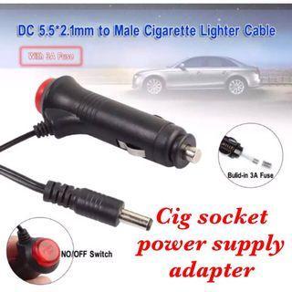 Cig Dc socket connector