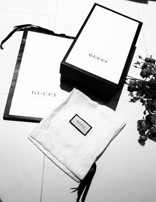 GUCCI Shoes Box