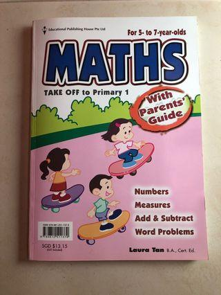 Maths Take Off to Primary 1