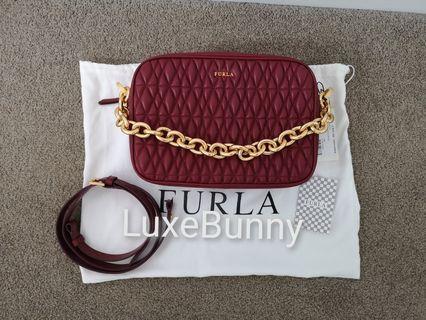 Authentic brand new Furla Cometa crossbody bag