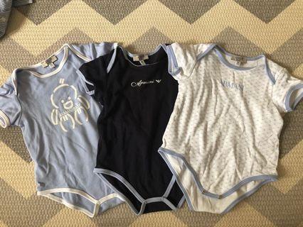 Baby boy bodysuit Armani