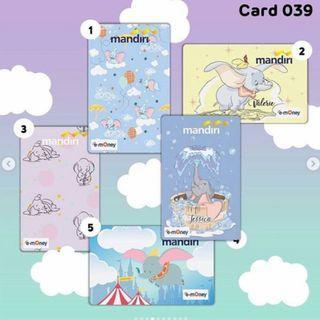 Dumbo Custom Ezlink Card