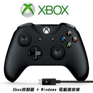 【全新現貨】Microsoft 微軟 Xbox 藍芽無線 控制器 搖桿 手把 PC用 台灣公司貨