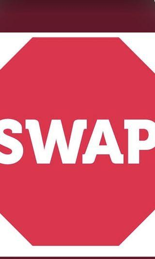 Interested in swapping NOW!!!