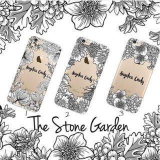 The Stone Garden Edition Custom Case