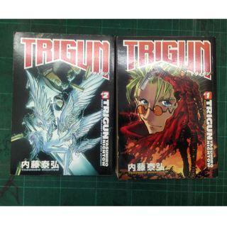 Trigun Vol 1 & 2