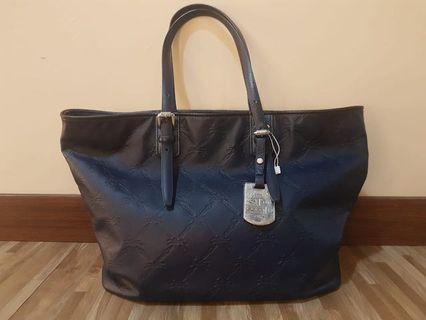 Preloved Long Champ Tote