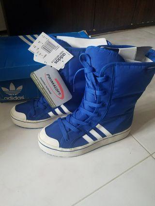 全新 Adidas 女裝 高筒鞋