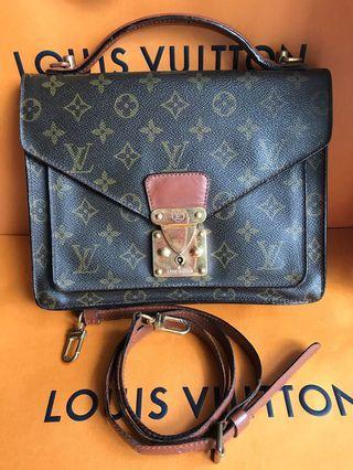 Authentic Monceau handbag