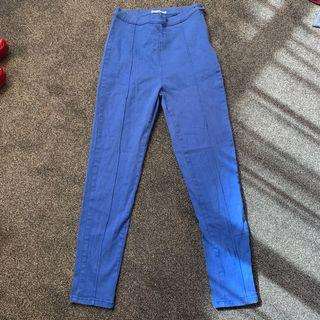 Size S high waisted pants