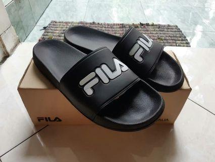 FILA slider Drifter Black