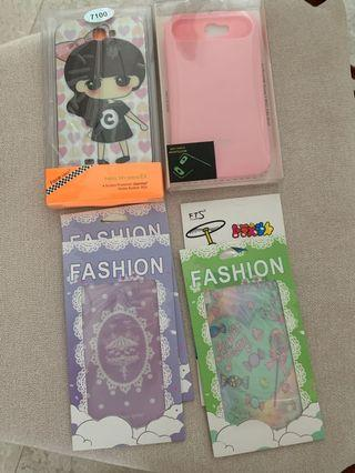 🚚 Sumsung N7100 casing & decorative stickers TO BLESS