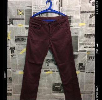 Uniqlo long pants chino ( slim fit)