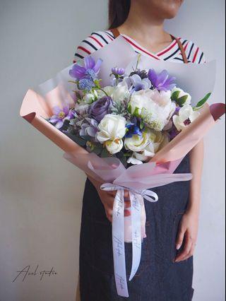 鮮花 / 絲花 花束💐 Fresh / Silk Flowers bouquet