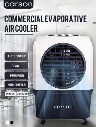 4in1 Evaporative Air Cooler Portable Commercial Fan Industrial Workshop Water