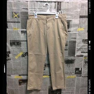 GAP Khakis long pants chino