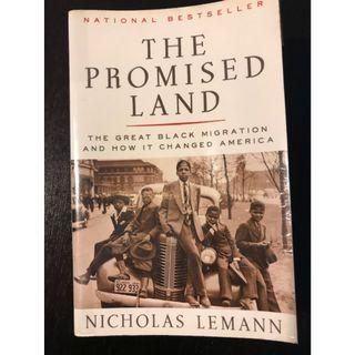The Promised Land: The Great Black Migration and How It Changed America by Nicholas Lemann