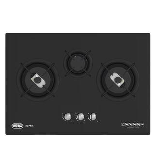 Brand New 3-Burner Glass Gas Hob for your Home!