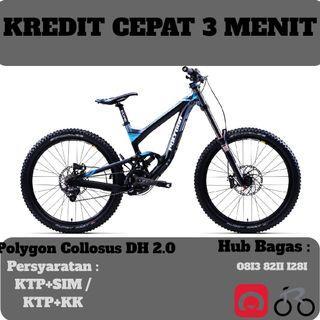 Sepeda Polygon Collosus DH2