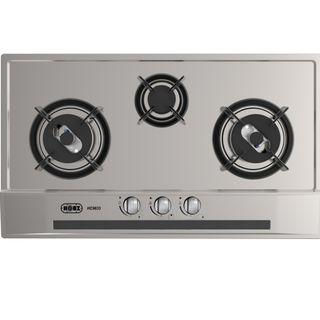 Brand New 3-Burner Stainless Steel Gas Hob for your Home!